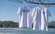 BLUE FLAG Tシャツ