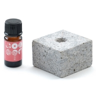 松代柴石フレグランスロック&松代の香りアロマオイル「豊姫」セット