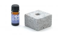 松代柴石フレグランスロック&松代の香りアロマオイル「泉水」セット 特産品 リラクゼーションリラクゼーション ギフト