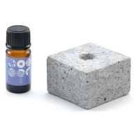 松代柴石フレグランスロック&松代の香りアロマオイル「泉水」セット