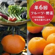 RK020フルーツ・野菜年6回定期便(11月~4月)