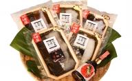 氷見 堀与 氷見産昆布じめ5種と地元醤油のセット