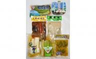 犀龍小太郎 漬物・味噌 セット