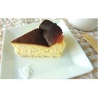 [0976]土佐ジロー卵のバスクチーズケーキ