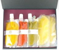 D−021.柚子こしょう&完熟ゆず果汁セット