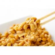 にかほ市産「りゅうほう豆」の納豆4個セット