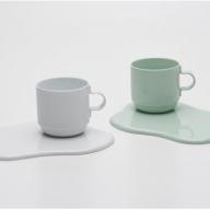 A25-115 GS Mug&Tray set 2016/