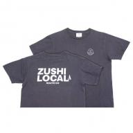 逗子オリジナルTシャツ (ZUSHI LOCAL) デニムカラー