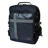 通学・通塾カバン DSG-304L ブラック / 強度 防水 撥水機能 軽い 使いやすい 背負いやすい