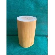 吉野杉スツール / 椅子 チェアー 丸太いす 背割りあり 天然素材 奈良県 宇陀市産