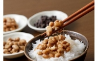 北海道十勝 醗酵食品「安心安全納豆」2種セット【3回便】【F014】
