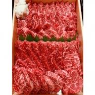 CJ04◇淡路産交雑牛カルビ×上赤身焼肉詰め合わせ 各500g入り(合計1kg)進物