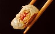 【山八】博多明太子餃子(15個入×5) 柚子胡椒仕立て [C4310]