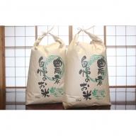 令和元年産福井県若狭町コシヒカリ(一等米)20kg(山心ファーム)