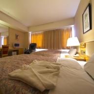 T-8 高知黒潮ホテル 一泊2食温泉付ペア利用 スイートルーム宿泊券