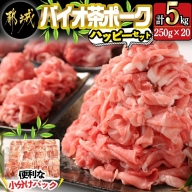 「バイオ茶ポーク」5kgハッピーセット_MJ-3628