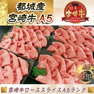 MC-0107_都城産宮崎牛ローススライス(「A5」ランク)