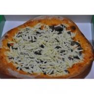 【四国一小さな町のパン屋さん】土佐あかうしとナスの創作ピザ