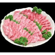 G028 紀和牛焼肉用(ロース400g赤身200g)