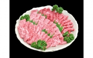 紀和牛焼肉用(ロース400g赤身400g)