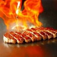ホテルニューオウミ 最上階【鉄板焼きレストラン伊ぶき】のお食事1名様【X007SM-C】