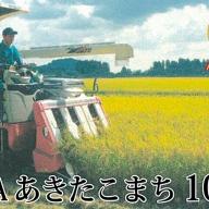【農家直送 あきたこまち 10kg】精米 令和元年 秋田県仙北市産