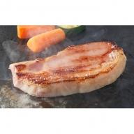 北海道オホーツク佐呂間産 サロマ豚厚切りロース1.3kg[冷凍]
