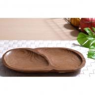 木芸作家たまさんが造る 木のプレート皿