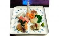 鬼楽 懐石料理お食事券(2人前)