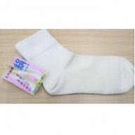 足さらさら おやすみ用シルク靴下3足セット(配送不可:北海道・離島地域)