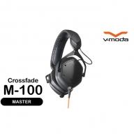 【V-MODA】本格ヘッドホン(ブラック)/M-100 MASTER