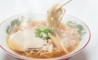 めん処香園 生中華そばセット6食