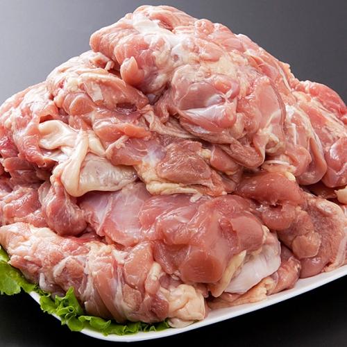 D−082.骨太有明鶏 もも肉 2kg・ムネ肉 2kg