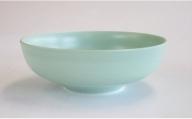 A20-150  ARITA PORCELAIN LAB(アリタポーセリンラボ) パールグリーン・丸菓子鉢 有田焼