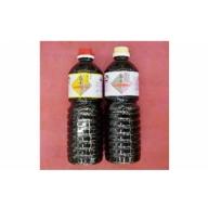 【花房】濃いくち醤油金星(30-142)【花房】うすくち醤油(30-122)