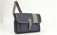 鞄の國 和柄帯横型ショルダー (01020-03) コン