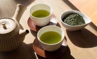 (定期便B)静岡県森町から春夏秋冬季節に合わせたおすすめ上煎茶を2か月に一回お届け