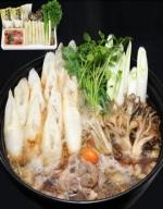新米きりたんぽ鍋セット 3人前【安藤食品】