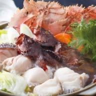 R653 天然くえと満腹地魚海鮮鍋