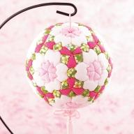X533 まゆ玉「八重桜」