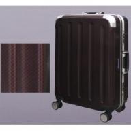 X578 大型フレームスーツケース(鏡面カーボンレッド)