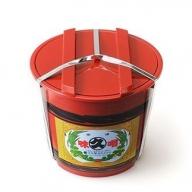 北海道十勝 醗酵食品「樽入り味噌(十勝大豆味噌小麦味噌)」2kg【H010】