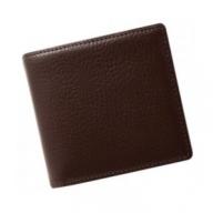 SOMES FE-12 2つ折財布(チョコブラウン)