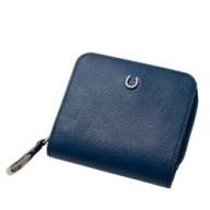 SOMES PT-25 2つ折財布(ブルー)