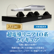 【JR東海監修済】超電導リニアLO系フィギュア H060-003