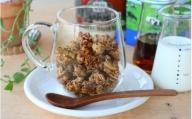 海辺のカフェで作る2種の自家焙煎珈琲豆&珈琲グラノーラ