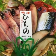 a10-431 【旬の魚5種以上】ヤマクニの朝干し!ひものセット(1)
