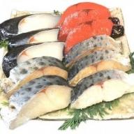 a15-194 焼津漬魚専門店「魚魚(toto)」の粕漬セット