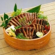 a16-019 藁焼き鰹タタキ約3kgセット