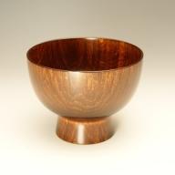 漆器 榛の木大椀
